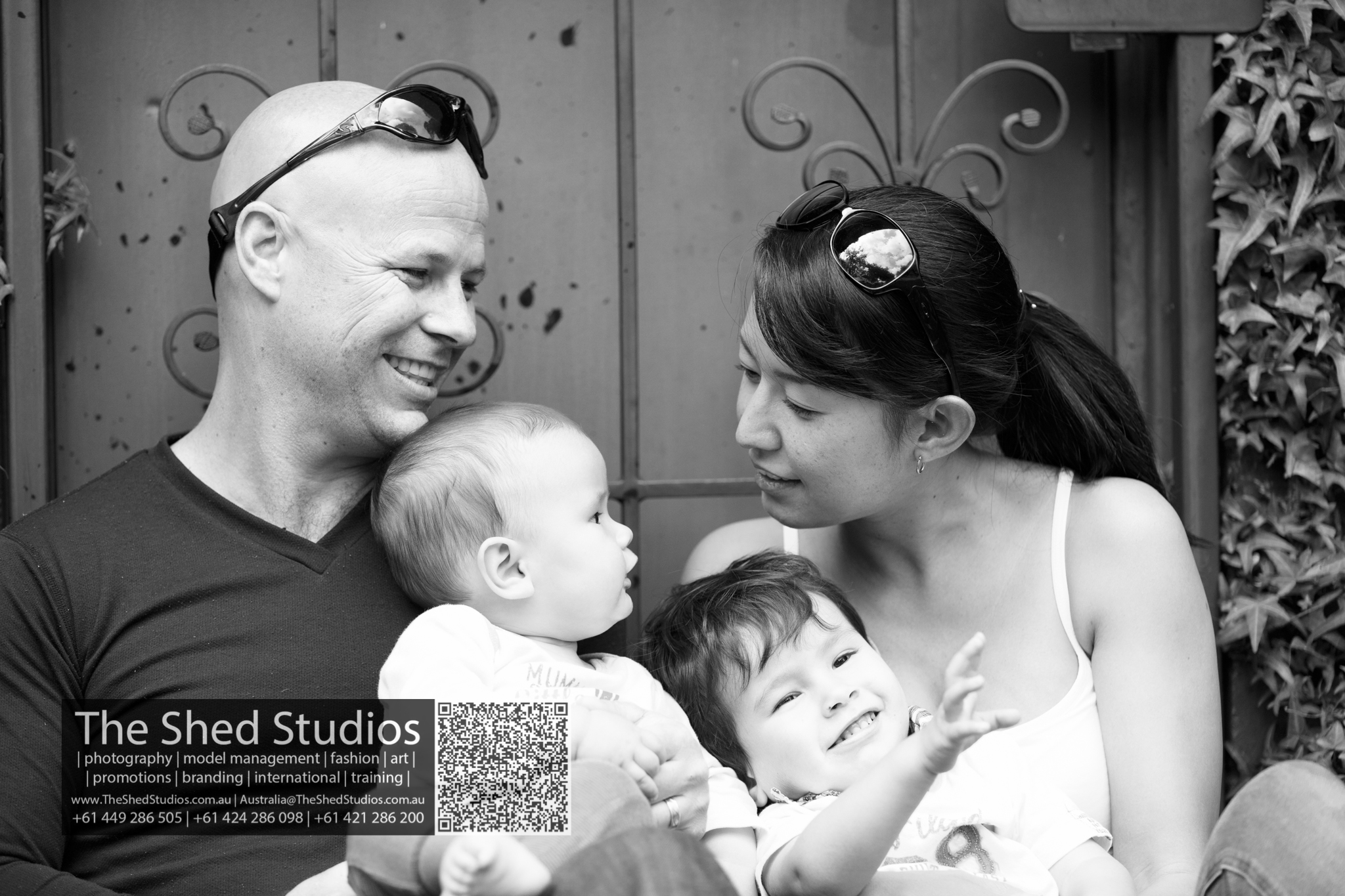 The M Family by BK @ The Shed Studios