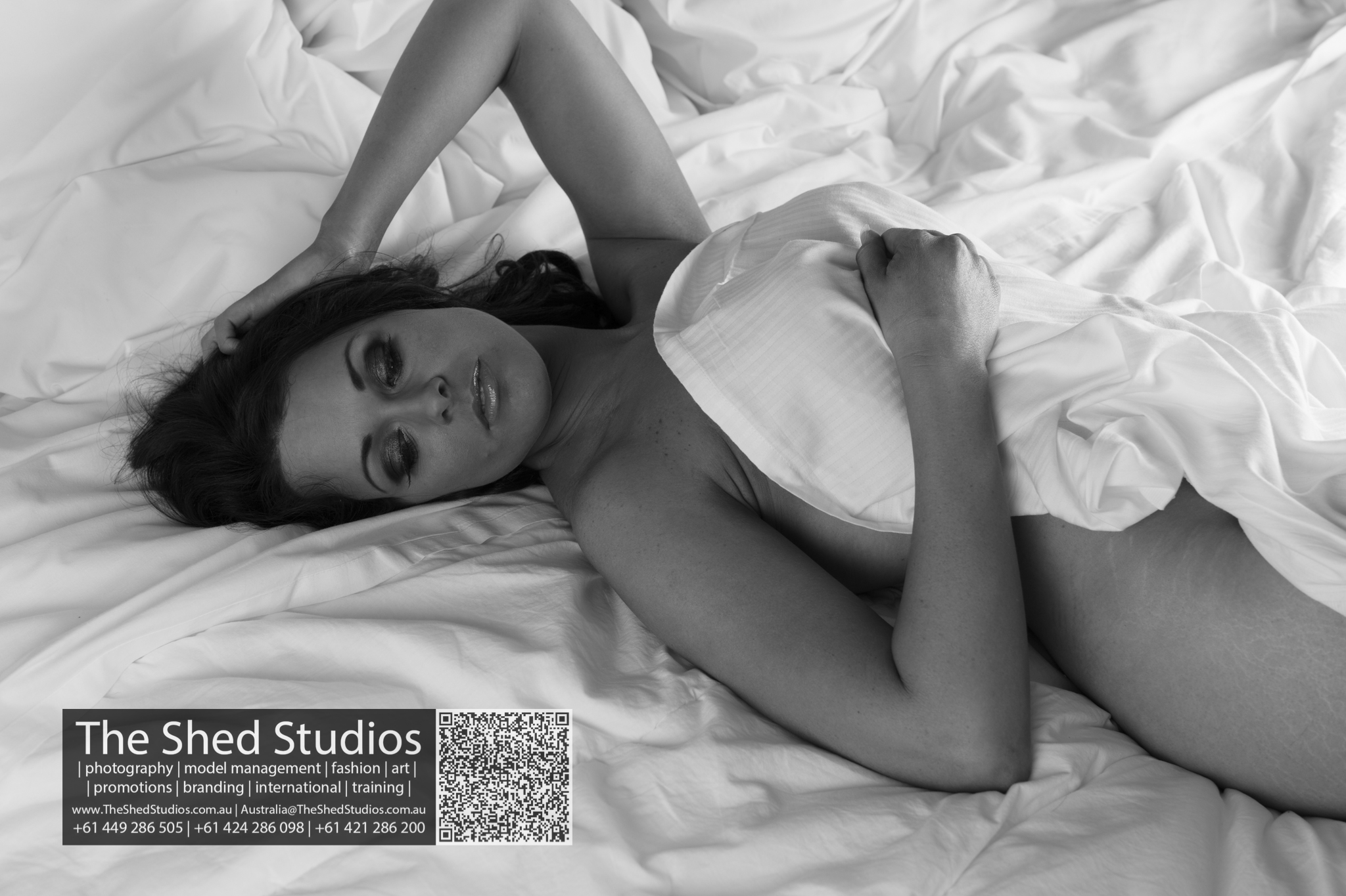 Miss C by BK @ The Shed Studios